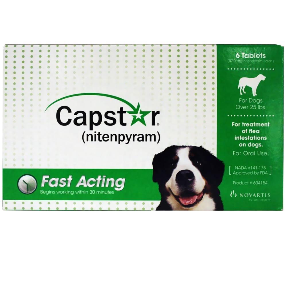Capstar Capstar Green