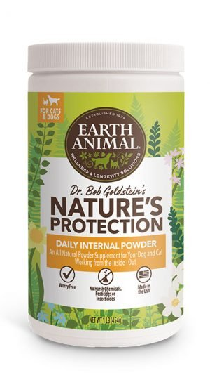 Earth Animal Earth Animal Daily Herbal Internal Powder 16 oz.