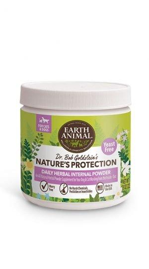 Earth Animal Earth Animal Daily Herbal Internal Powder 8 oz.