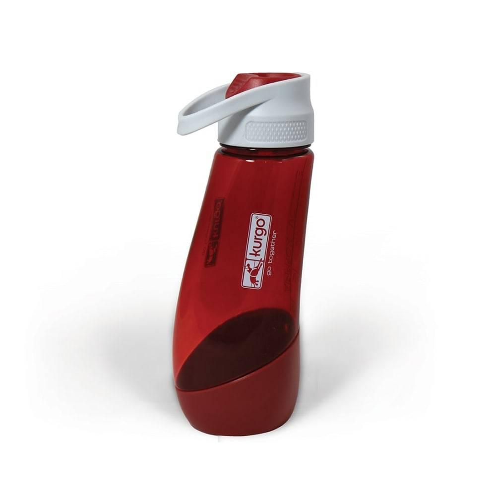 Kurgo Kurgo H2O Bottle & Bowl Barn Red