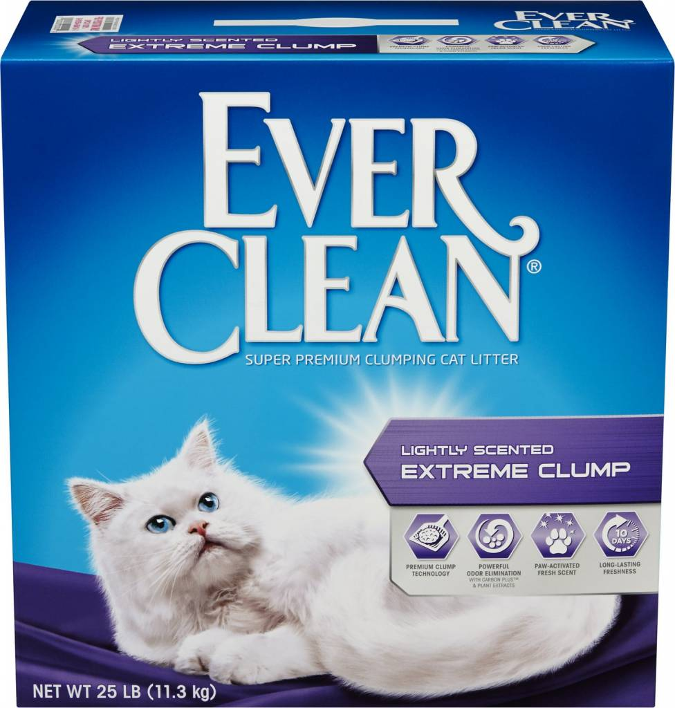Ever Clean Everclean Extra Strength Scented Cat Litter