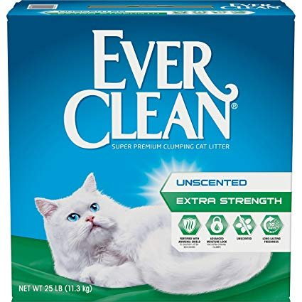 Ever Clean Everclean Extra Strength Unscented Cat Litter