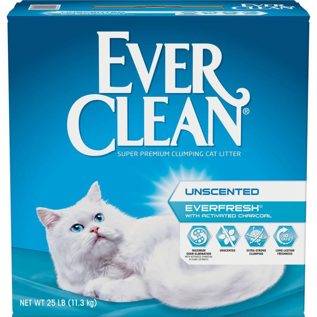 Ever Clean Everclean Ever Fresh Cat Litter 25 lb.