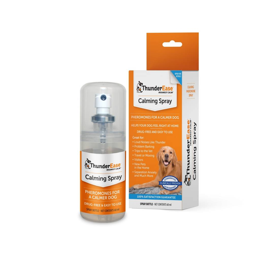 Thundershirt ThunderEase Dog Calming Spray