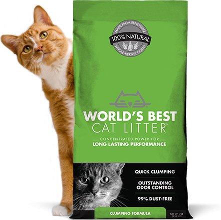 World's Best World's Best Cat Litter