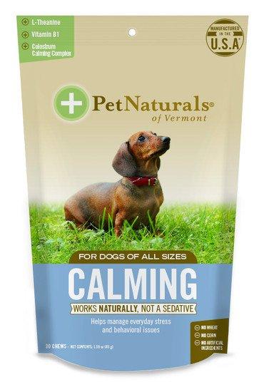 Pet Naturals of Vermont Pet Naturals Dog Calm