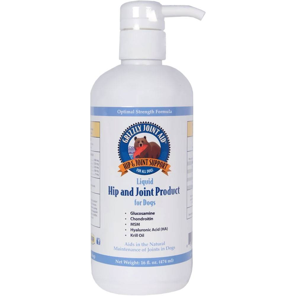 Grizzly Pet Product Grizzly Joint Aid Liquid 32 oz.