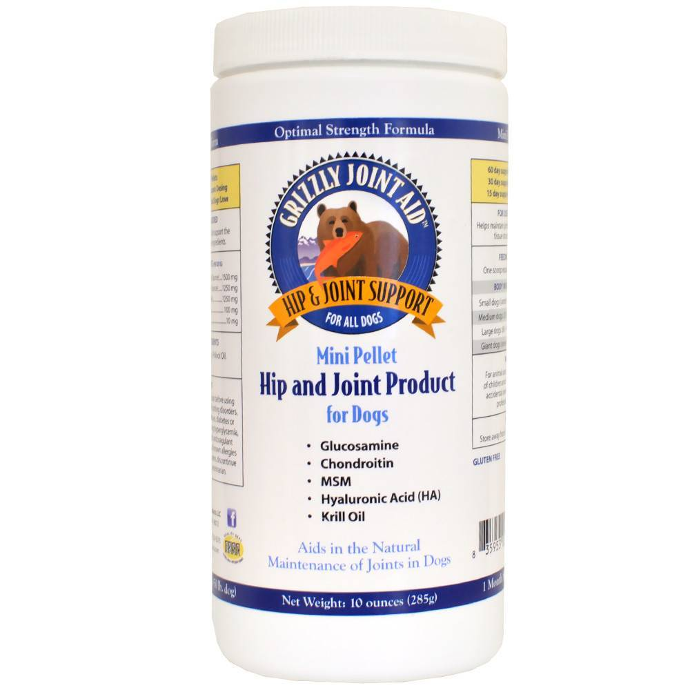 Grizzly Pet Product Grizzly Joint Aid Pellets