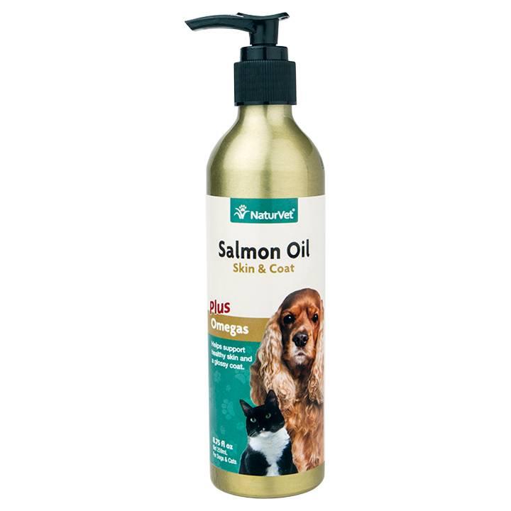 NaturVet NaturVet Salmon Oil - Dogs & Cats