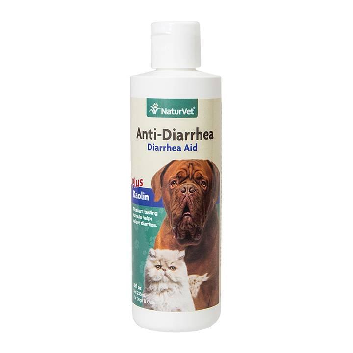 NaturVet NaturVet Anti-Diarrhea for Dogs & Cats 8 oz