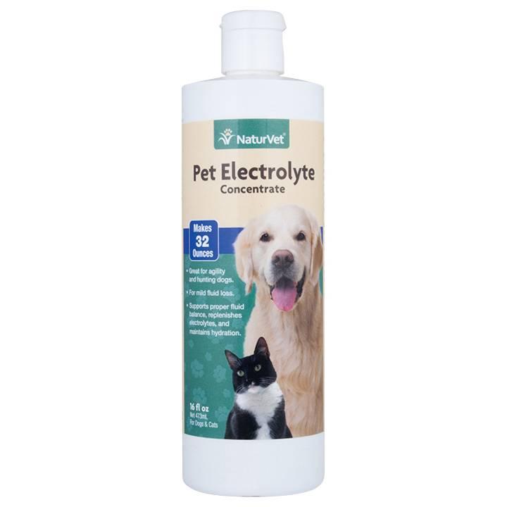 NaturVet NaturVet Pet Electrolytes for Dog & Cat 16 oz