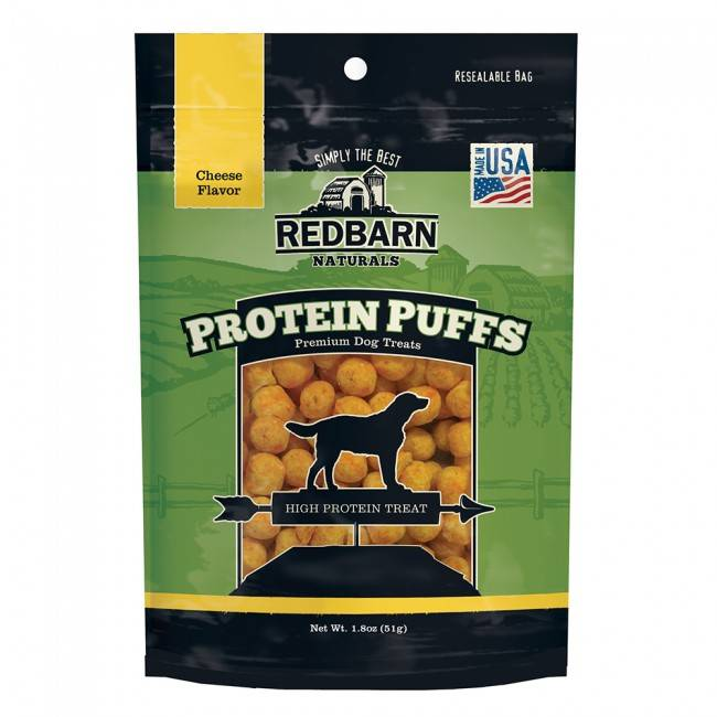 Red Barn Red Barn Protein Puffs Cheese