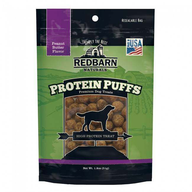 Red Barn Red Barn Protein Puffs Peanut Butter
