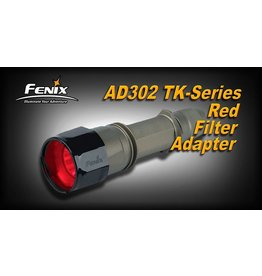 Fenix AD302 Red Fliter For TK Series