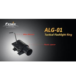 FENIX FENIX ALG01 WEAPON MOUNT FOR PICATINNY RAIL