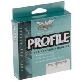FENWICK WEIGHT FORWARDING FLOATING PROFILE FLY LINE 6 LB 82FT