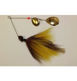 M/G M/G MUSKIE TANDEM BROWN/GOLD
