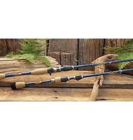 "ST. CROIX ST. CROIX LEGEND TOURNAMENT BASS MED SPINNING ROD 6' 10"" MEDIUM X-FAST"