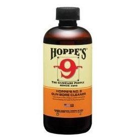 HOPPE'S SOLVENT 1 PINT GUN BORE CLEANER 16OZ