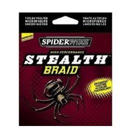 BERKLEY BERKLEY SPIDERWIRE STEALTH 15LB 125YD MOSS GREEN