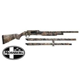 MOSSBERG MOSSBERG 500 20 GAUGE 3 BARREL COMBO IN MOSSY OAK