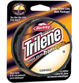 BERKLEY BERKLEY TRILENE TRANSCOPIC CLEAR GOLD 12LB 220YD
