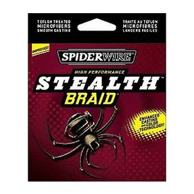 BERKLEY BERKLEY SPIDERWIRE STEALTH 65LB 125YD MOSS GREEN