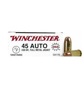 WINCHESTER WINCHESTER 45 ACP 230GR FMJ