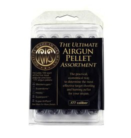 RWS RWS THE ULTIMATE AIRGUN PELLET ASSORTMENT