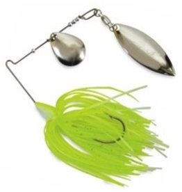 CULPRIT CULPRIT SPINNERBAIT 3/8 OZ CHART/WHITE