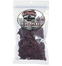 OLD TRAPPER OLD TRAPPER JERKY- PEPPERED