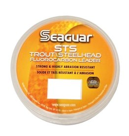 SEAGUAR STS TROUT AND STEELHEAD FLUROCARBON 100YD 15LB
