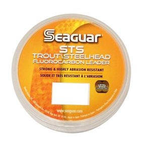 SEAGUAR STS TROUT AND STEELHEAD FLUROCARBON 100YD 12LB