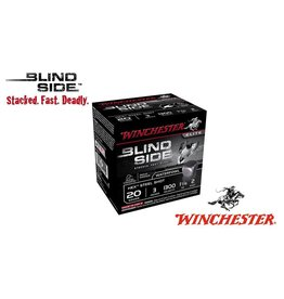 "WINCHESTER WINCHESTER 20GA 3"" 1 1/16OZ #2 BLIND SIDE"