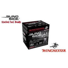 """WINCHESTER WINCHESTER 20GA 3"""" 1 1/16OZ #2 BLIND SIDE 25 RDS"""