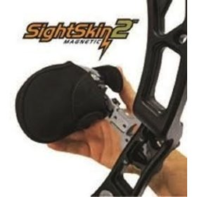 GAME PLAN GEAR GAME PLAN GEAR SIGHT SKIN 2 MAGNETIC SIGHT COVER BLACK