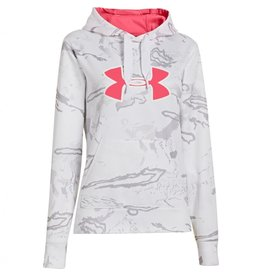 UNDER ARMOUR UNDER ARMOUR WOMEN'S CAMO BIG LOGO HOODY MEDIUM