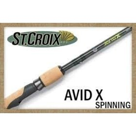 ST. CROIX ST. CROIX AVID X 7' MED-HVY SPINNING ROD