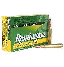 REMINGTON REMINGTON R30065 30-06 180Gr PSPCL
