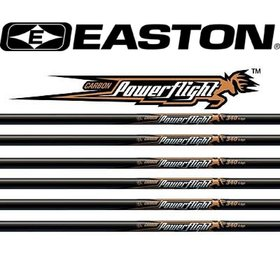 "EASTON EASTON ARROWS POWERFLIGHT 500 4"" FEATHERS"