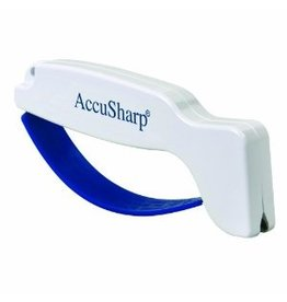 ACCUSHARP ACCUSHARP KNIFE SHARPENER FOR KNIVES & TOOLS