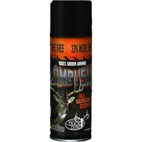 BUCK BOMB BUCK BOMB AMBUSH ALL SEASON SCENT