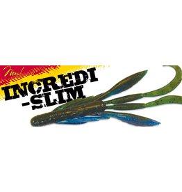 """CULPRIT CULPRIT 3.5"""" INCREDI-SLIM GREEN PUMPKIN BLUE FLAKE"""