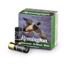 "REMINGTON REMINGTON SPORTSMAN STEEL 12GA 2-3/4"" 1OZ"
