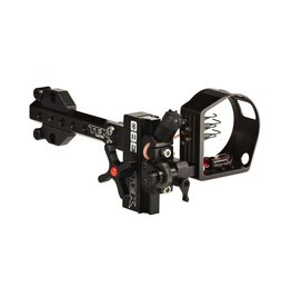 CUSTOM BOW EQUIPMENT CUSTOM BOW EQUIPMENT TEK HYBRID PRO HUNTING SIGHT 5 PIN RIGHT HAND -0.10