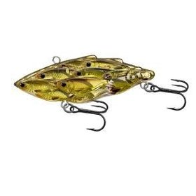 "KOPPERS KOPPERS LIVE TARGET 1-3/4"" BB YEARLING FLEET 2"" PEARL/OLIVE SHAD"