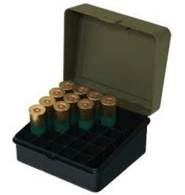 PLANO MOLDING PLANO SHOTGUN SHELL CASE 12/16 GAUGE SHELLS 3.5""
