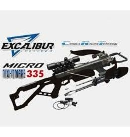 EXCALIBUR EXCALIBUR CROSSBOWS MICRO 335 NIGHTMARE