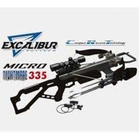 EXCALIBUR EXCALIBUR CROSSBOWS MICRO 335 NIGHTMARE