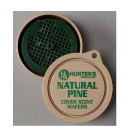 HUNTER SPECIALTIES HUNTER'S SPECIALTIES COVER SCENT WAFERS NATURAL PINE